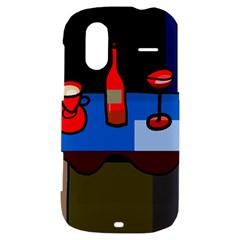 Table HTC Amaze 4G Hardshell Case