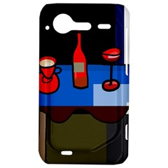 Table HTC Incredible S Hardshell Case