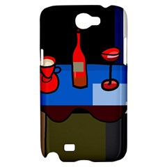 Table Samsung Galaxy Note 2 Hardshell Case