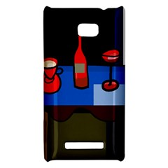 Table HTC 8X