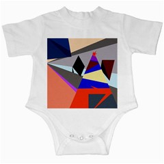 Geometrical abstract design Infant Creepers