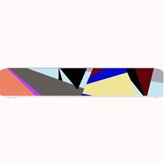 Geometrical abstract design Small Bar Mats