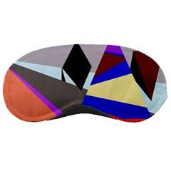 Geometrical abstract design Sleeping Masks