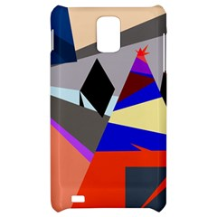 Geometrical abstract design Samsung Infuse 4G Hardshell Case