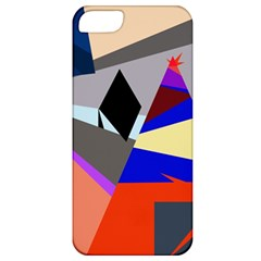 Geometrical abstract design Apple iPhone 5 Classic Hardshell Case