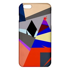 Geometrical abstract design iPhone 6 Plus/6S Plus TPU Case