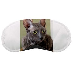 Cornish Rex, Blue Sleeping Masks