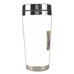Cornish Rex, Blue Stainless Steel Travel Tumblers