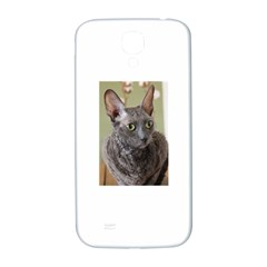 Cornish Rex, Blue Samsung Galaxy S4 I9500/I9505  Hardshell Back Case