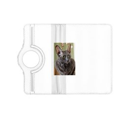 Cornish Rex, Blue Kindle Fire HD (2013) Flip 360 Case