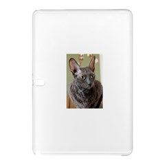 Cornish Rex, Blue Samsung Galaxy Tab Pro 12.2 Hardshell Case