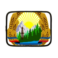 National Emblem Of Romania, 1965 1989  Netbook Case (small)