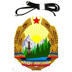 National Emblem Of Romania, 1965 1989  Shoulder Sling Bags