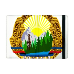 National Emblem Of Romania, 1965 1989  Apple Ipad Mini Flip Case