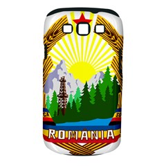 National Emblem Of Romania, 1965 1989  Samsung Galaxy S Iii Classic Hardshell Case (pc+silicone)