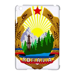 National Emblem Of Romania, 1965 1989  Apple Ipad Mini Hardshell Case (compatible With Smart Cover)