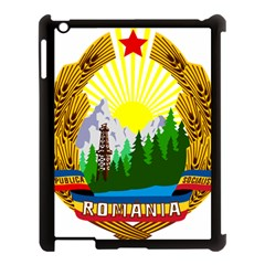 National Emblem Of Romania, 1965 1989  Apple Ipad 3/4 Case (black)
