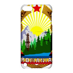 National Emblem Of Romania, 1965 1989  Apple Ipod Touch 5 Hardshell Case With Stand