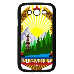 National Emblem Of Romania, 1965 1989  Samsung Galaxy Grand Duos I9082 Case (black)