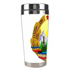 National Emblem Of Romania, 1965 1989  Stainless Steel Travel Tumblers