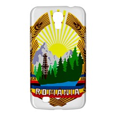 National Emblem Of Romania, 1965 1989  Samsung Galaxy Mega 6 3  I9200 Hardshell Case