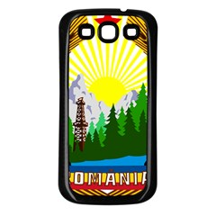 National Emblem Of Romania, 1965 1989  Samsung Galaxy S3 Back Case (black)