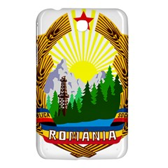 National Emblem Of Romania, 1965 1989  Samsung Galaxy Tab 3 (7 ) P3200 Hardshell Case