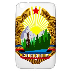 National Emblem Of Romania, 1965 1989  Samsung Galaxy Tab 3 (8 ) T3100 Hardshell Case