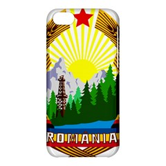 National Emblem Of Romania, 1965 1989  Apple Iphone 5c Hardshell Case