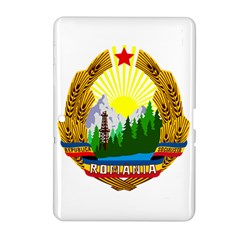 National Emblem Of Romania, 1965 1989  Samsung Galaxy Tab 2 (10 1 ) P5100 Hardshell Case