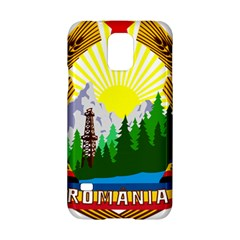 National Emblem Of Romania, 1965 1989  Samsung Galaxy S5 Hardshell Case