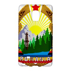 National Emblem Of Romania, 1965 1989  Galaxy Note Edge