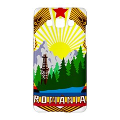 National Emblem Of Romania, 1965 1989  Samsung Galaxy A5 Hardshell Case