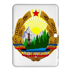 National Emblem Of Romania, 1965 1989  Samsung Galaxy Tab 4 (10 1 ) Hardshell Case