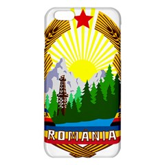 National Emblem Of Romania, 1965 1989  Iphone 6 Plus/6s Plus Tpu Case
