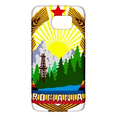 National Emblem Of Romania, 1965 1989  Galaxy S6