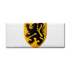 Flanders Coat Of Arms  Hand Towel