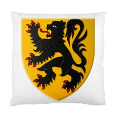 Flanders Coat Of Arms  Standard Cushion Case (two Sides)