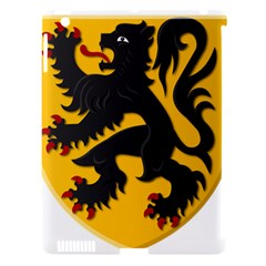 Flanders Coat Of Arms  Apple Ipad 3/4 Hardshell Case (compatible With Smart Cover)