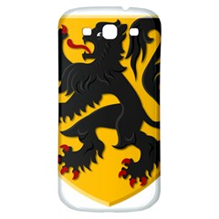Flanders Coat Of Arms  Samsung Galaxy S3 S Iii Classic Hardshell Back Case