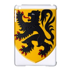Flanders Coat Of Arms  Apple Ipad Mini Hardshell Case (compatible With Smart Cover)
