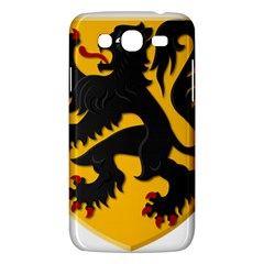 Flanders Coat Of Arms  Samsung Galaxy Mega 5 8 I9152 Hardshell Case