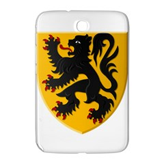 Flanders Coat Of Arms  Samsung Galaxy Note 8 0 N5100 Hardshell Case