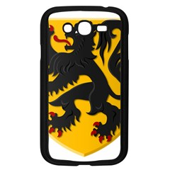 Flanders Coat Of Arms  Samsung Galaxy Grand Duos I9082 Case (black)