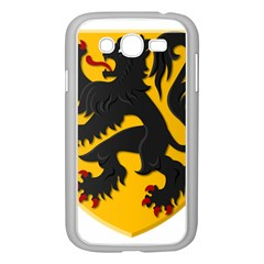 Flanders Coat Of Arms  Samsung Galaxy Grand Duos I9082 Case (white)