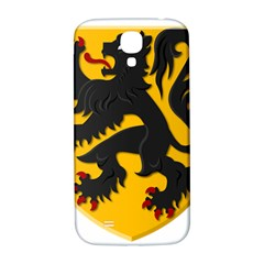 Flanders Coat Of Arms  Samsung Galaxy S4 I9500/i9505  Hardshell Back Case