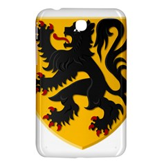 Flanders Coat Of Arms  Samsung Galaxy Tab 3 (7 ) P3200 Hardshell Case
