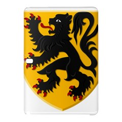 Flanders Coat Of Arms  Samsung Galaxy Tab Pro 10 1 Hardshell Case