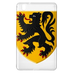 Flanders Coat Of Arms  Samsung Galaxy Tab Pro 8 4 Hardshell Case