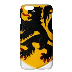 Flanders Coat Of Arms  Apple Iphone 6 Plus/6s Plus Hardshell Case